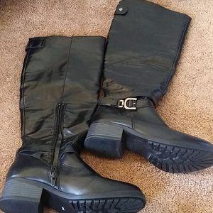Black Rampage Imelda Boots